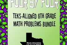 Middle School Math & Intervention / by Nicole Hawkins