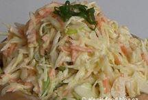 Zelný salat Coleslaw
