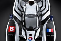 Le Mans / Race cars and more