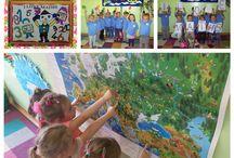 """""""I LOVE MATHS""""- eTwinning / Kindergarten No.1 Myszków/Poland"""