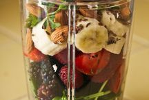 Nutriblast / Recipes with the Nutri-bullet