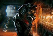 cyber- und steampunk