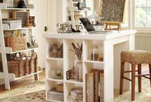 Craft Room / by Sherri Stepp
