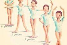 Ballet / Passos, posições ....