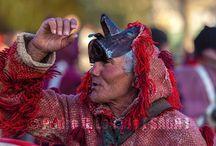 Máscaras portuguesas / Colecção de máscaras portuguesas