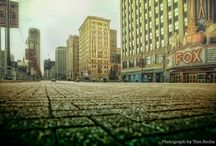 The City / by BSofies