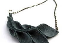 Handcrafted Jewellery / Jewellery handcrafted from assorted materials / by Carol H.