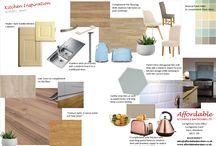 Customer Mood Boards / These are some of the inspiration boards we create for our customers (upon request) to help inspire them when choosing their next Kitchen, Bathroom, Bedroom, Home office and much more.  No Charge for this service and as above mentioned available upon request from one of our friendly designers.