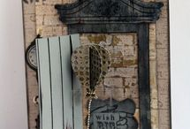 Sizzix Door Die ideas / by Karen Burniston