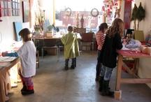 Kreatives für Kinder / kids crafts, art lessons. Kindermalkurs,
