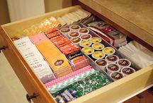 Kitchen Organization / Awesome ideas for your kitchen! lauren | chattycrafting.com