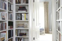 Bookcases & Built-Ins / by Diva Dog Bakery
