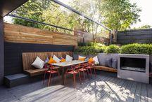 Zahrada a odpočinek