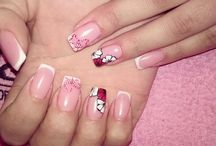 Nail art by Ale