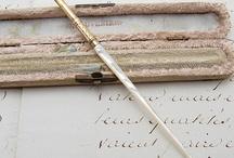 Calligraphy N pens