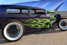 Rat Rods / by Tony John Garcia