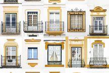 Фасады Окна