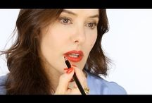 Make-Up Videos & Other Tutorials / by Yael Zarai Bolender