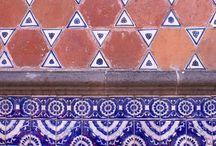 paredes y mosaicos