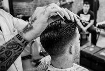 Barber Shops / Barber Shops moodboard