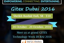 Meet Our Representative in Gitex Technology Week 2016 / Meet Our Representative in Gitex #Technology Week 2016 at stand SR-E10 in Sheikh Rashid Hall, Dubai World Trade Centre..