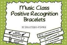 Rewards in Music
