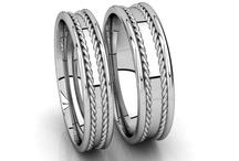 Bespoke Wedding Rings