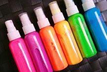 Farben Textures diy
