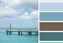 inspiration: Color Schemes and Design Ideas / Color schemes, always a good place to start!