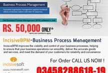 Business Process Management System / IncisiveBPM - #BusinessProcessManagement (Process Maker)  Get Business Process Management (BPM) software in Just Rs. 50,000 IncisiveBPM improves the visibility and control of your business processes, helping to ensure that your business operations run smoothly, deliver the accurate goods and services, and meet the demand of your customers for reliability and convenience. For Order Call Us Now: +92.3458288618-19 Or  Email : info@incisivesoft.com #BusinessManagementSoftware