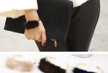 fur jewellery