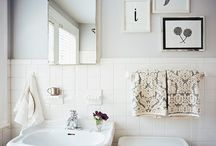 Bathroom Decor / by Lace & Pearls