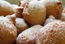Ricette: Dolci Fritti / Recipes: Sweet Fried