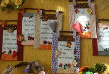 Panôs, artesanatos em tecidos, palavras pintadas e bordadas... /  Aqui vocês vão encontrar, palavras pintadas e bordadas, e de tudo um pouco das artes que eu faço e amo...https://www.facebook.com/veradamattaartes?ref=hl