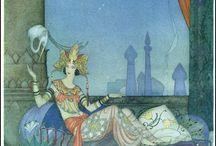 Nuits arabes