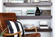 Leather chair ideas