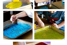 Printing Ideas for Children