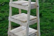 Pallet wood ideas