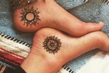 Hippy tattoo
