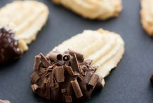 Cookie / Chocolate dipped