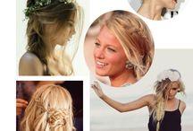 Hair&Makeup / by Stephany Jorge