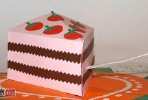 pop up taart Sonneveld / Pop up uitnodiging Bakkersvak!