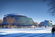 Blue tiled Museum