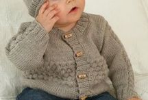 babystrik dreng