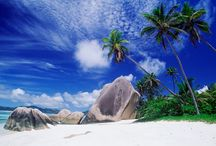 Places Anndi would like to be right now / Beautiful or interesting places I would like to visit