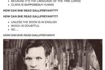 I'm the Doctor / Best BBC series / by Frank Burnett Jr.