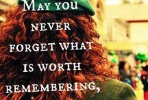 Being Irish