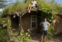 Natural houses (cob etc.)