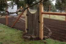 Fences, Gates, Arbors and Trellises / by Lori Johnson