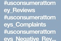 usconsumerattorneys False Complaints
